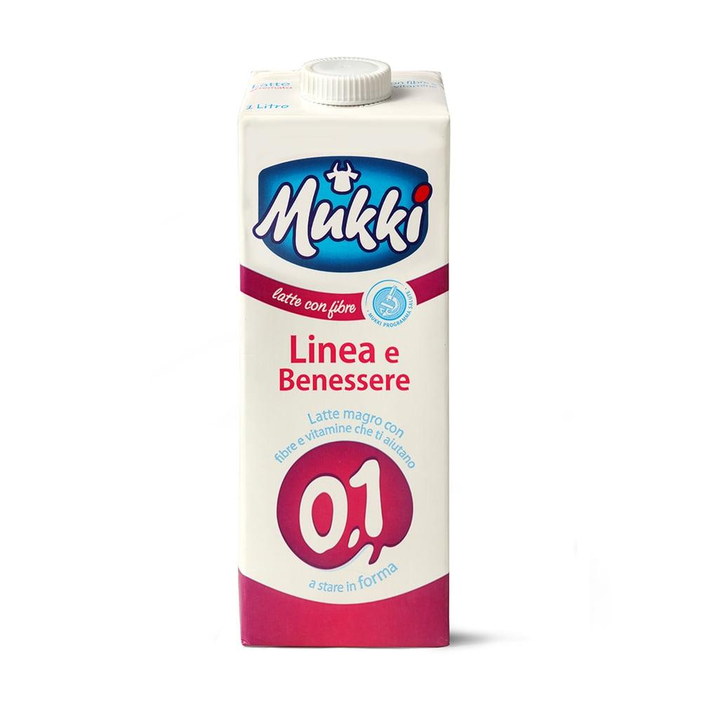Latte Linea e Benessere