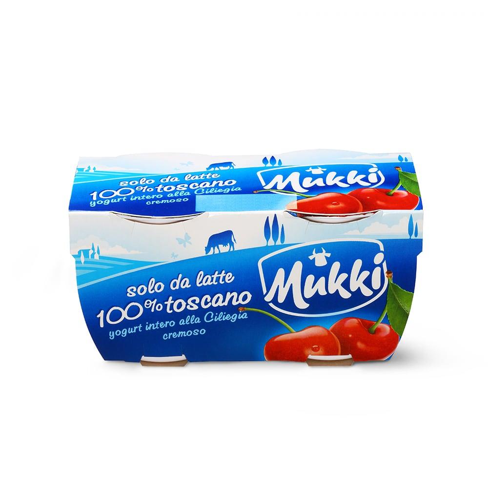 Yogurt intero Ciliegia