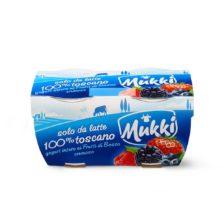Yogurt intero Frutti di Bosco