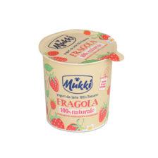 Yogurt 100% Naturale Fragola