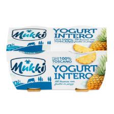 Yogurt intero Ananas