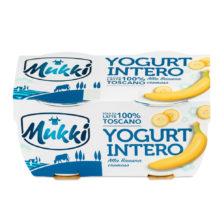 Yogurt intero Banana