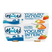 Yogurt intero Fragola