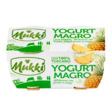 Yogurt magro Ananas
