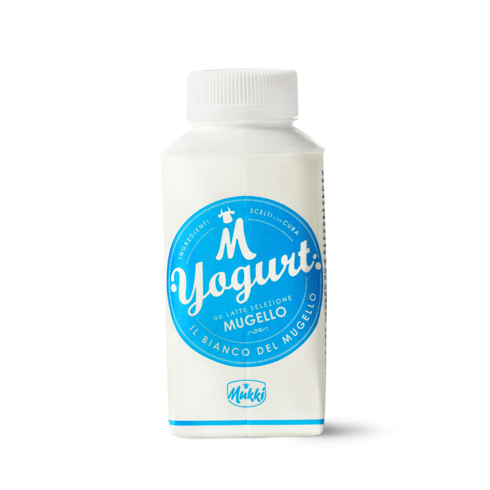 Yogurt da bere Selezione Mugello bianco